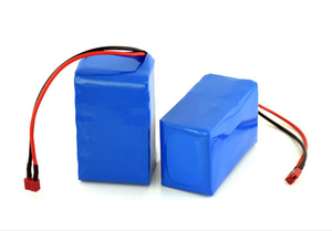 Customized 22.2V 6ah Rechargeable18650 Lithium Ion Battery Pack