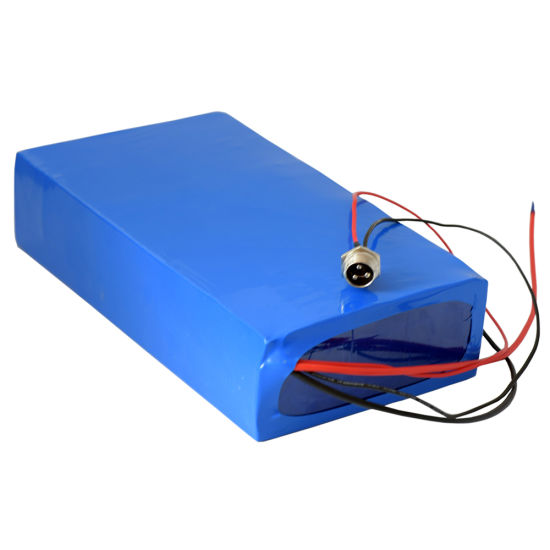 Rechargeable 59.2V 12ah 18650 Lithium Ion Battery Pack