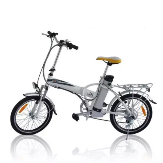 48V 20ah Lithium Ion Bike Silver Fish Battery