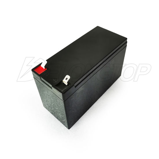 Rechargeable LiFePO4 12V Batteries 7ah 8ah Portable Solar Battery