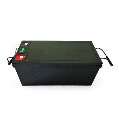 Deep Cycle Solar Batteries Lithium Iron Phosphate LiFePO4 12V 200ah
