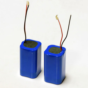 7.4V 4400mAh 18650 Li-ion Battery Pack with PCM