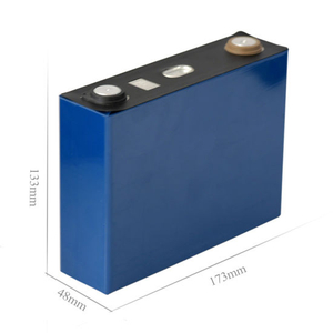 Rechargeable LiFePO4 3.2V 100ah Battery Cell Deep Cycle Lithium Battery