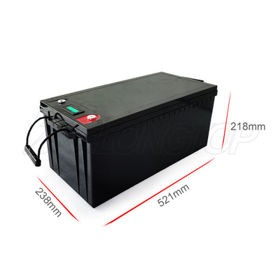 LiFePO4 Lithium Ion Battery Pack with BMS 24V 100ah for Solar Wind Power System