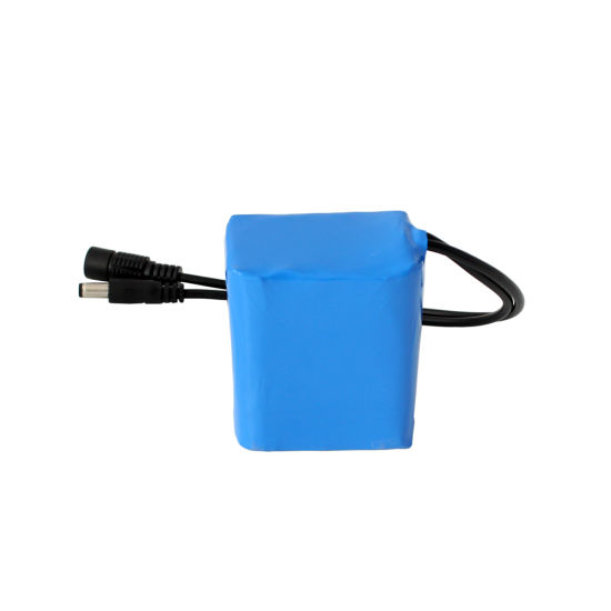 High Quality Rechargeable 18650 12V 4000mAh Lithium Battery Pack