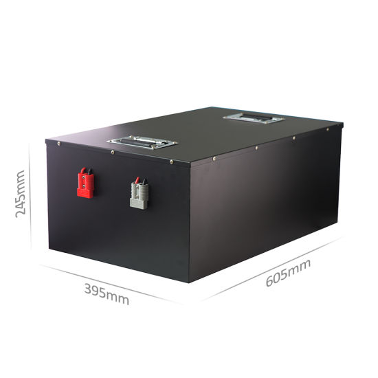 Powerful Hybrid Super Capacitor LiFePO4 96V 100ah Lithium Battery Pack for EV