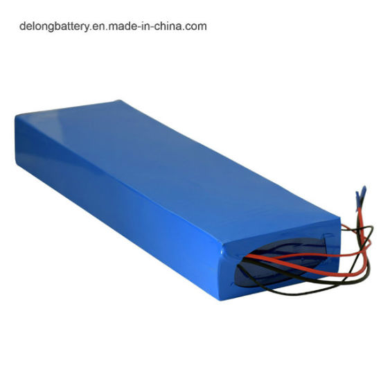 Rechargeable Lithium Battery Pack 59.2V 23.2ah Li Ion 18650 Battery for Wholesale