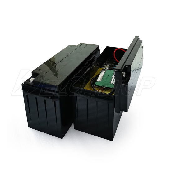 12V 150ah BMS LiFePO4 Lithium Iron Phosphate LFP Battery for Outdoor Solar System, Motor Room, RV, Yacht Party, Electric Boat