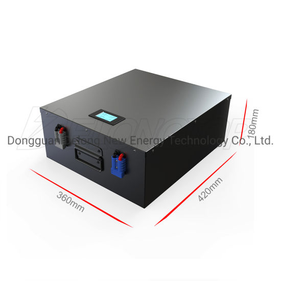 Deep Cycle Lithium Battery 24V 200ah LiFePO4 Battery Pack for Solar