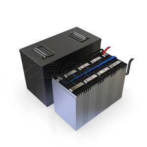 Deep Cycle Life Rechargeable LiFePO4 Battery 24V 100ah for Electric Cart Motor Boat /Solar Panel