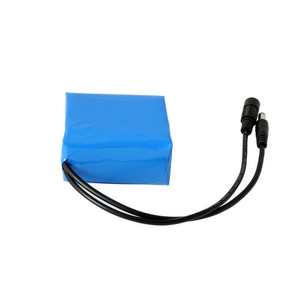 12V 4ah Rechargeable Li Ion Polymer Battery Pack for Ebike Electric Scooter Batteries