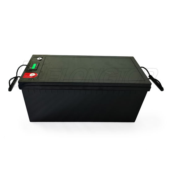 Long Cycle Life 12V 200ah Lithium Ion Battery for Solar System