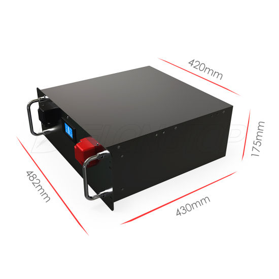 5kwh Solar Power Rechargeable Battery 48V 100ah LiFePO4 Lithium Battery Pack
