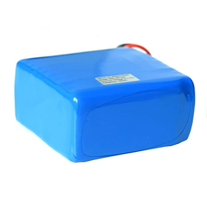 Custom Rechargeable Lipo 3.7V 100ah Lithium Polymer Battery Pack for Monitoring Camera Equipment Batteries