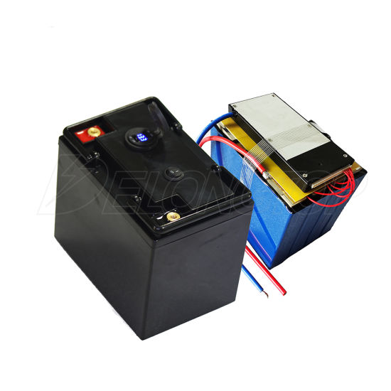 Good Price LiFePO4 Battery 12V 50ah Deep Cycle Ebike Car Solar Batteries