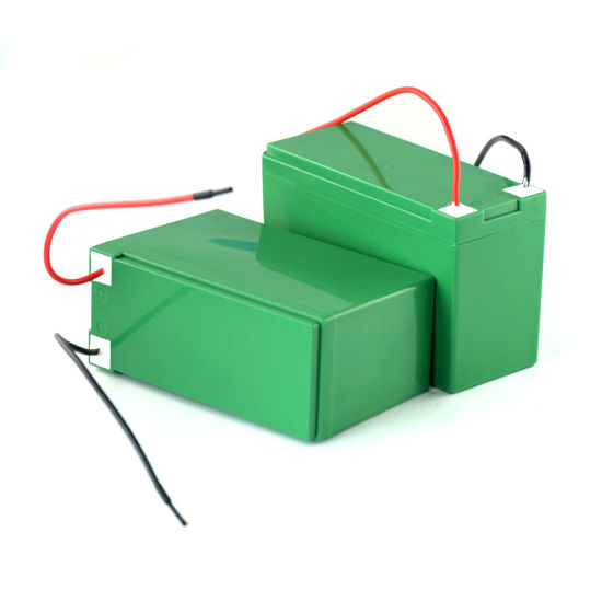 12V Lithium Ion Battery Pack with BMS and Case for Electric Sprayer