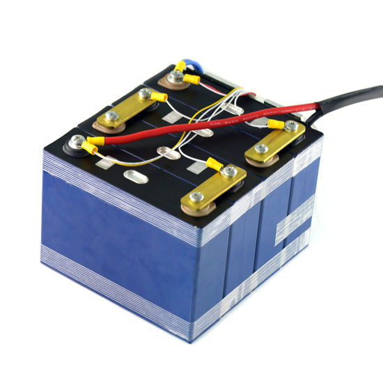 Rechargeable LiFePO4 Battery 12V 100ah for Bus