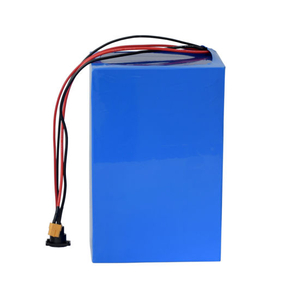 Rechargeable LiFePO4 Battery 48V 40ah for LED Bulb
