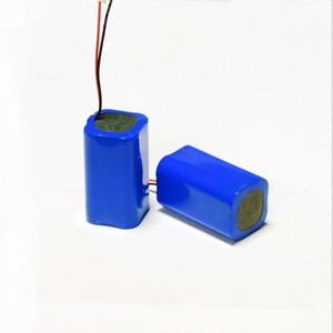 Custom Rechargeable Lithium Ion 7.4V 5200mAh Li Ion Battery Pack for Emergency Lamp LED Flash Light Batteries