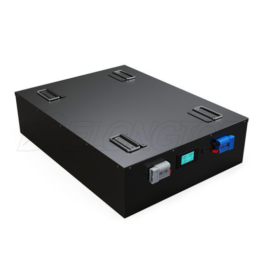 New Product Bluetooth Function Deep Cycle Battery LiFePO4 BMS 24V 300ah