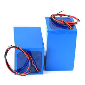 Lithium Rechargeable Battery 60V 20ah Electric Bike Battery BMS Powerfull Battery Pack