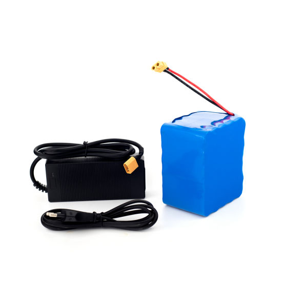 Rechargeable 12V 25ah 18650 Lithium Ion Battery Pack