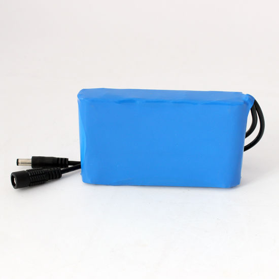 12V Rechargeable 18650 Li-ion Battery Pack 4000mAh