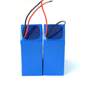 Rechargeable Electric Bike Battery 12V 24ah