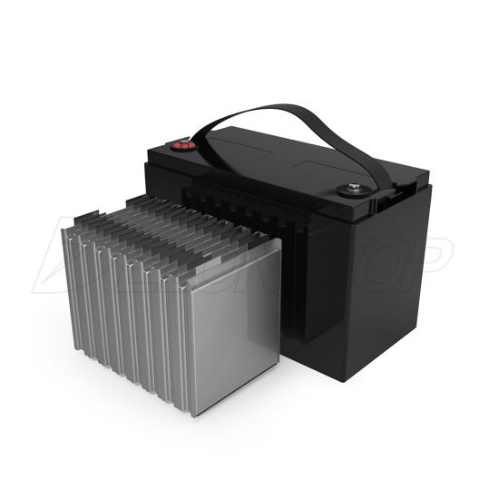 12V 100ah LiFePO4 Power Bank with 3.2V 50ah LiFePO4 Polymer Cell
