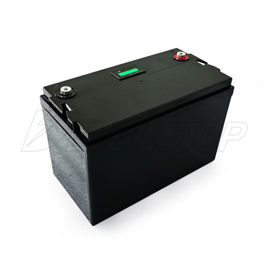 12V 100ah Solar Power Storage Lithium Battery Pack