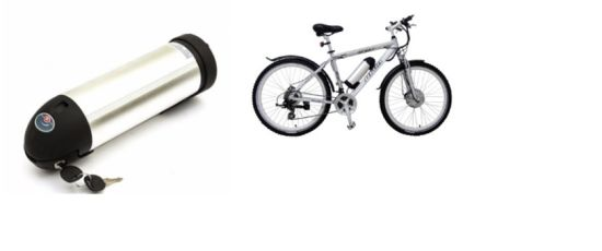 OEM Rechargeable 48V 10ah Lithium Electric Bicycle Battery Water Bottle Type