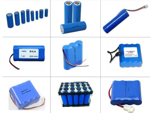 OEM Rechargeable Portable 3.7V 6.6ah 10ah 12ah Li-ion Battery Pack for Sport Products Heated Clothing Batteries