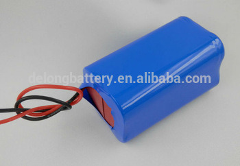 Rechargeable 18650 Lithium Battery 7.4V 5000mAh for Power Tools