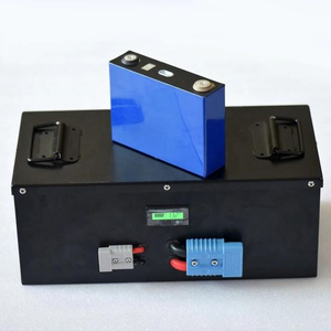 LiFePO4 Battery 12V 200ah for Tourist Car with BMS 100ah