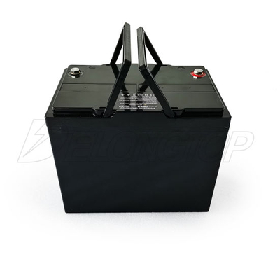 Lithium Batteries 12V 50ah LiFePO4 Lithium Battery Pack for Solar Street Light