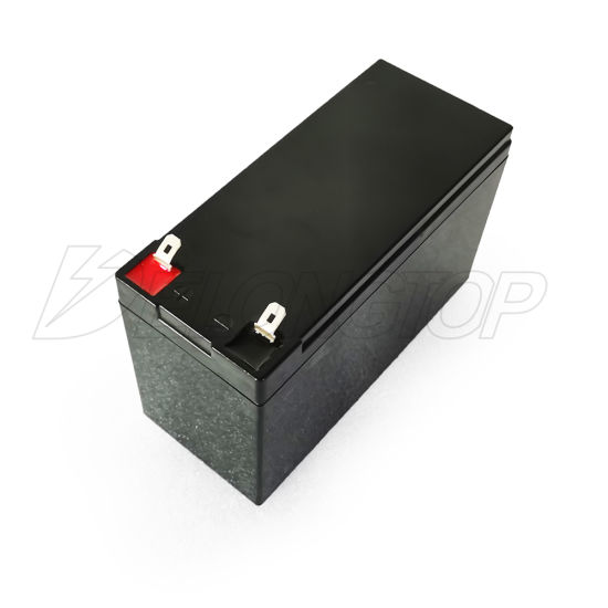 12V 7ah LiFePO4 Lithium Rechargeable Battery with F2 Terminals ABS Case