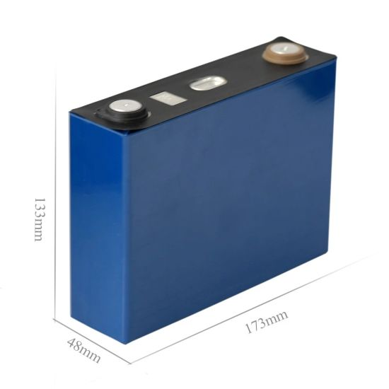 Deep Cycle Solar Battery 12V 100ah Lithium LiFePO4 Battery